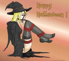Happy Halloween by excilion