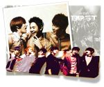 The B2ST thing is friends :D by xItzAcex