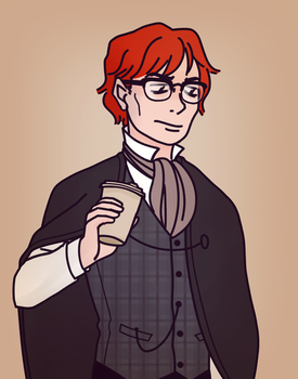 The Lost Weasley by chcheers