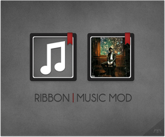 Ribbon Music Mod Release by madthevillain