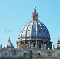 St Peter Dome by Flusjaa