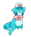 [CO] Gummy Shark Sailor by awesqmecat