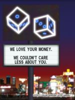 Truthful Las Vegas Sign by BigMac1212