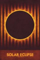 Sun - Solar Eclipse by FabledCreative