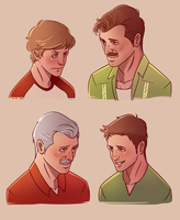 More Uncharted scribbles by missxdelaney