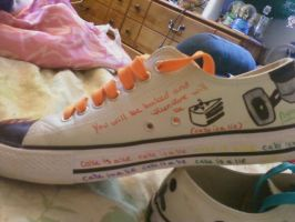 Portal Converses Pt 3 by NightSongWriter