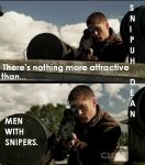 Sniper Dean by SithGirl665
