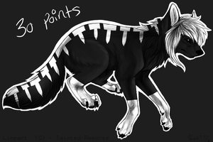 Adoptable Black And White Mutt [SOLD] by Angels-Adoptables