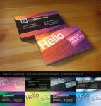 Hello Card by januz