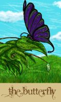 The Butterfly by Ravwrin-NataEl