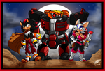 Team Shadow by GearGades