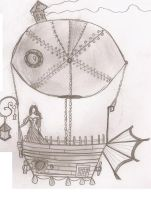 Baby Airship II by dreamylittlethings