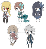 (CLOSED) Set Price Adopts by Hideaki-FV2
