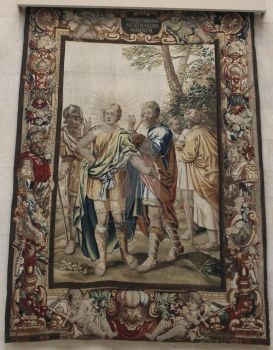 Tapestry, Nelson Atkins Museum, Kansas City by justdanielle