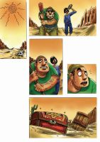 snickers ad storyboard by kwee85