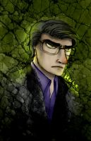 Bruce Banner by Sarah-Sky