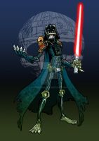 Judge Darth by jimspon