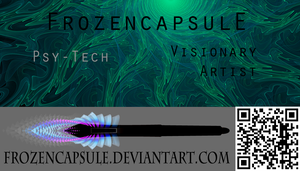 Art Business card 12 by Frozencapsule