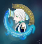 Sign of Aquarius by Espada188