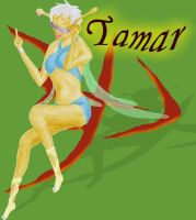 Tamar by Kutaly