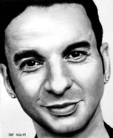 Dave Gahan by Doctor-Pencil