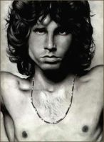 Jim Morrison by washingtonmc