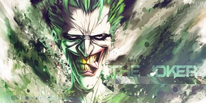 The Joker by mcwarcry