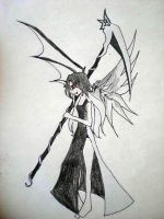 the evil side of the shinigami by cristinaice