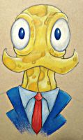 Octodad by charmedpiper12
