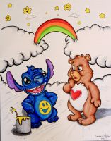 Just do the Care Bears Countdown by DannyNicholas