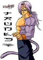 trunks fase 4 by salvamakoto