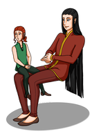 LotR/S: Firstborn by Houkakyou
