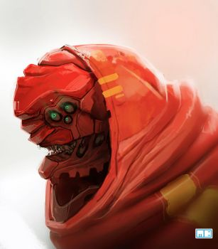 //RedHood by MarcBrunet