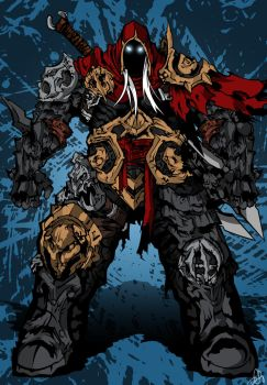 War of Darksiders by DCGray