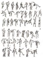 Figure sketches 24.3.06 by smuli