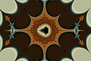 Exiled Mandelbrot No. 16 by element90