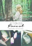 Action 019 - Forest by WowisMel