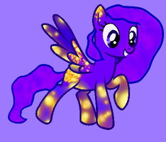 CosmicViolet adopt.:CLOSED:. by CorinnyCat