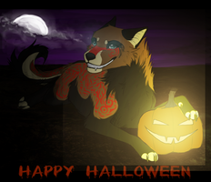Happy Halloween by Reneah