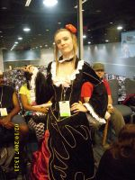 Beatrice Cosplay by confuzed-anime-fan