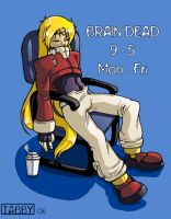 Brain Dead by digitallyfanged