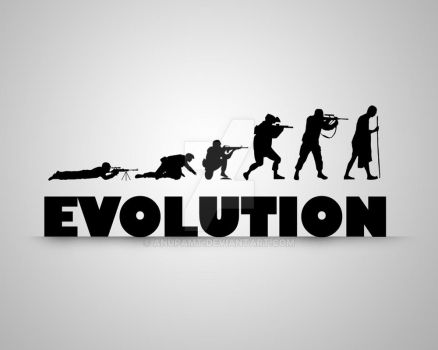 Evolution by anupamt