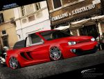 golf cabriolet by Bruno--Design-2009