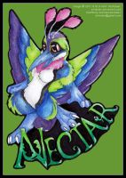 Nectar Chibi Badge 2011 by AirRaiser