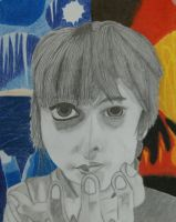 GCSE Mock Exam Artwork by The-Avaricious