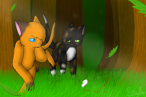 We rule the forest by Sisa611