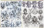 Sketches from Japon_a by Axel13-Gallery