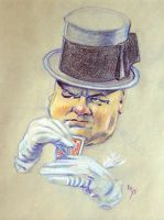 W.C.Fields by keys307a