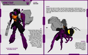 INSECTICON HONEYTRAP by F-for-feasant-design