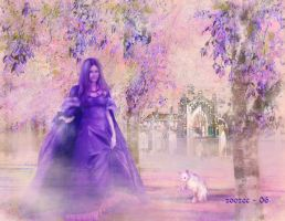 On The Magic Path of Avalon by zoozee